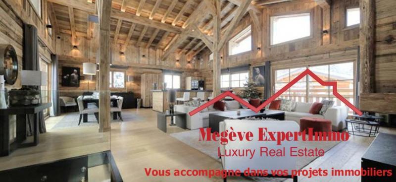 Vente de prestige maison / villa Megeve 5400000€ - Photo 3