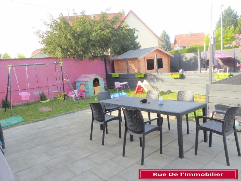 Sale apartment Wittersheim 185500€ - Picture 2