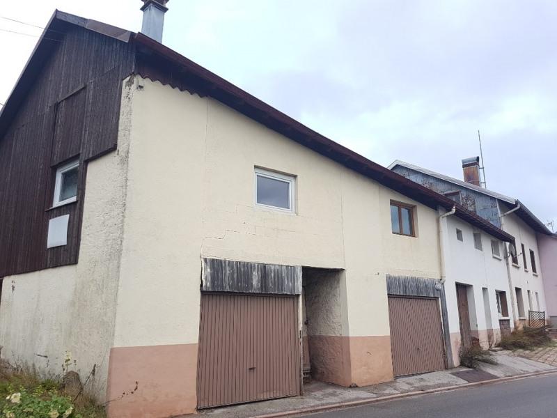 Sale building Taintrux 98100€ - Picture 6