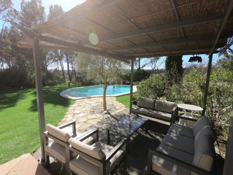 Deluxe sale house / villa Ventabren 670000€ - Picture 1