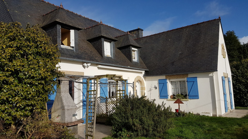 Sale house / villa Elliant 158700€ - Picture 1