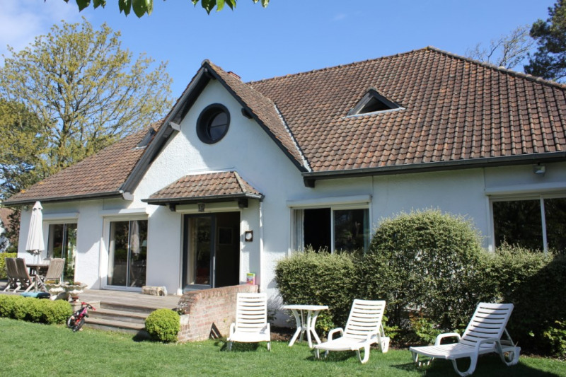 Revenda residencial de prestígio casa Le touquet paris plage 1590000€ - Fotografia 2