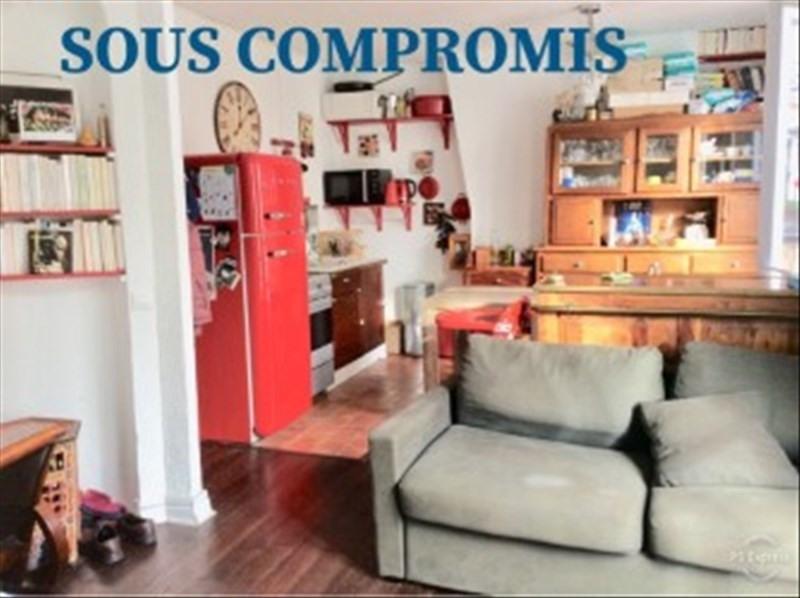 Sale apartment Paris 17ème 367000€ - Picture 1