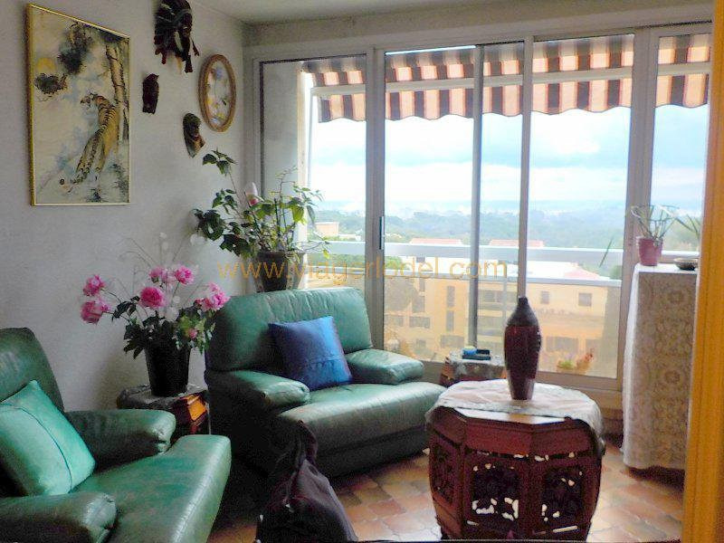 Life annuity apartment Antibes 74 000€ - Picture 2
