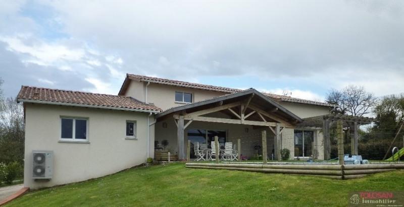 Deluxe sale house / villa Montgiscard 486000€ - Picture 7