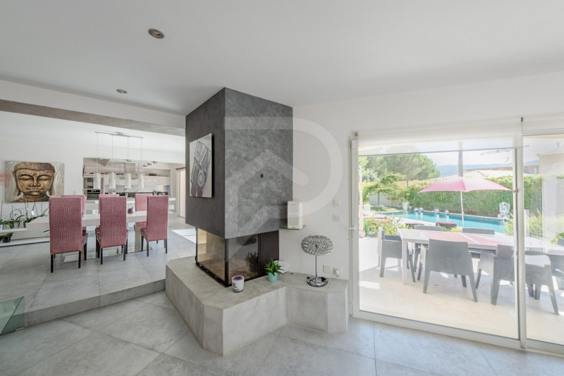 Vente de prestige maison / villa Cabrieres d avignon 890000€ - Photo 4