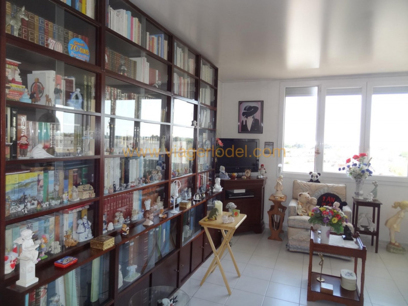 Viager appartement Lunel 35 000€ - Photo 2