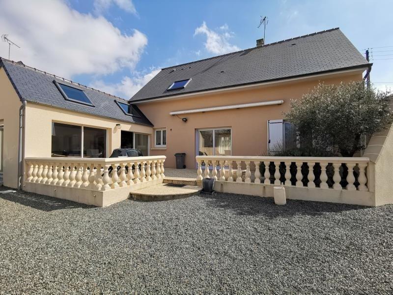 Sale house / villa St germain sur ay 315590€ - Picture 1