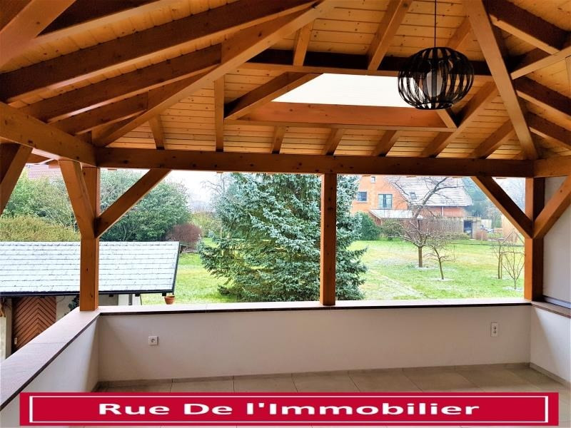Vente maison / villa Dalhunden 386 900€ - Photo 2