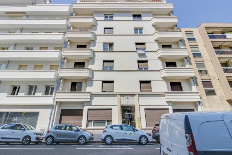 Sale apartment Lyon 6ème 500000€ - Picture 3