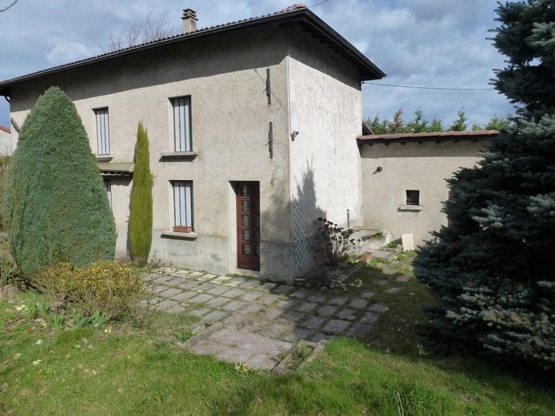 Vente maison / villa Montrigaud 185500€ - Photo 2