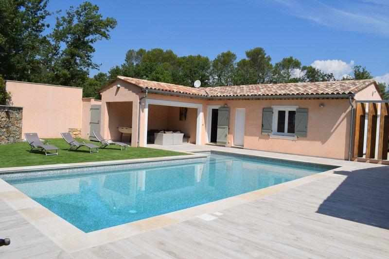 Deluxe sale house / villa Fayence 693000€ - Picture 4