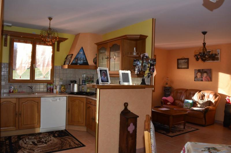Vente maison / villa Lachapelle sous chaneac 160000€ - Photo 6