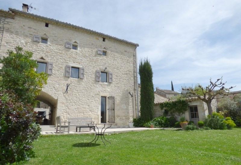 Verkoop van prestige  huis Barjac 469000€ - Foto 3
