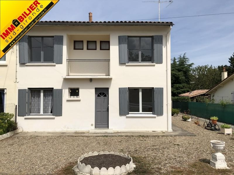 Vente maison / villa Podensac 196800€ - Photo 1