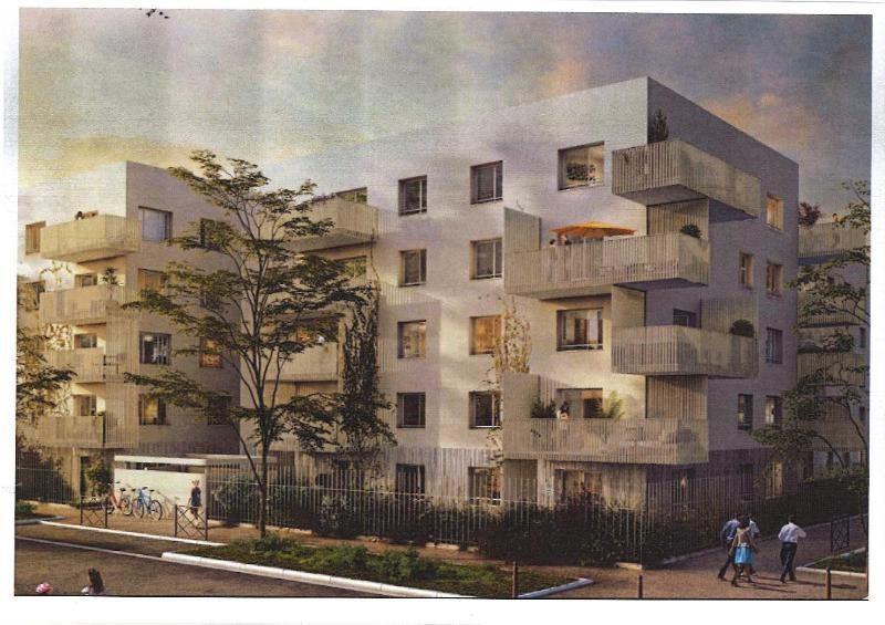 Rental apartment Vaulx en velin 924€ CC - Picture 1