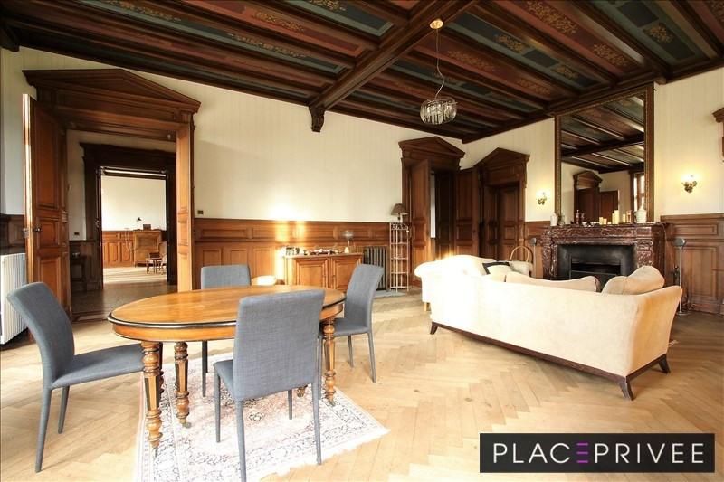 Deluxe sale private mansion Vosges 495000€ - Picture 3