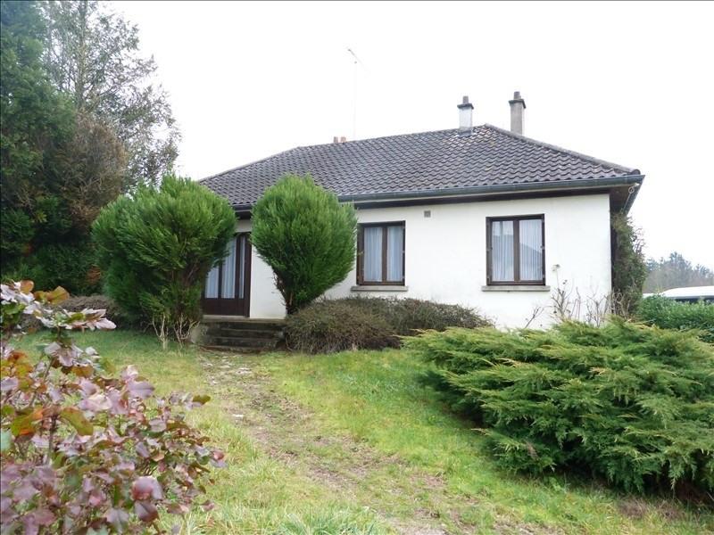 Vente maison / villa Secteur champignelles 135000€ - Photo 1