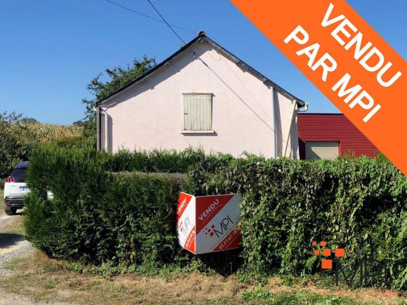Vente maison / villa La chapelle thouarault 161000€ - Photo 1