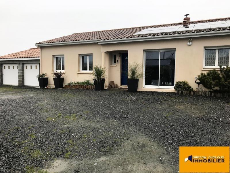 Sale house / villa La salle et chapelle aubr 183900€ - Picture 1