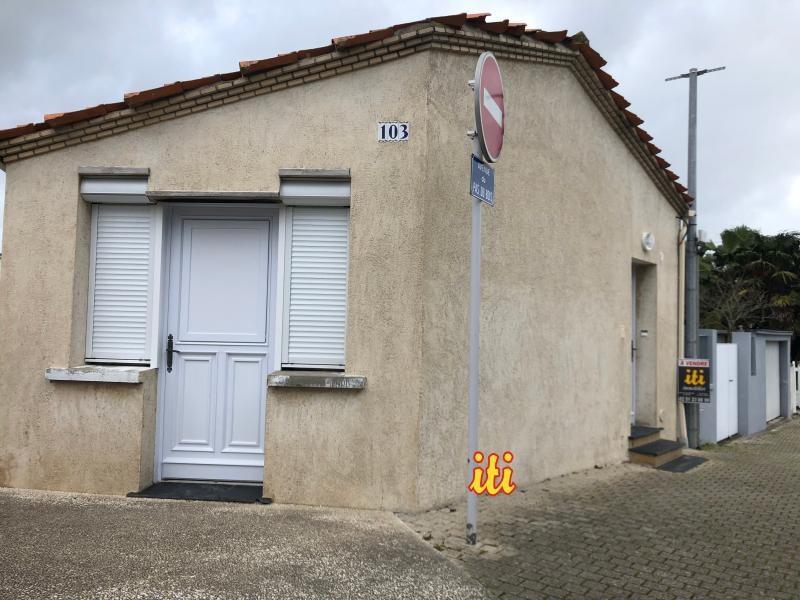 Sale house / villa Chateau d'olonne 158200€ - Picture 1