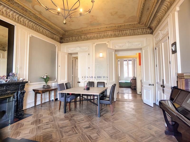 Vente de prestige appartement Lyon 6ème 1060000€ - Photo 6