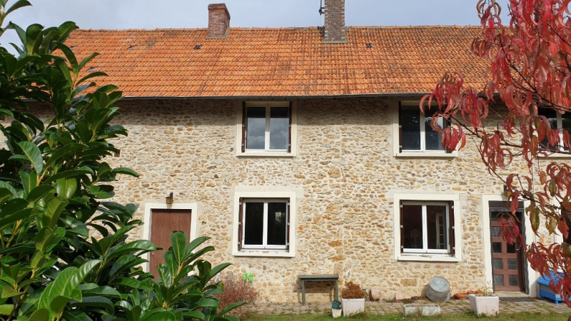 Vente maison / villa Montfort-l'amaury 372 000€ - Photo 1
