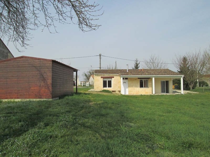 Location maison / villa St andre de cubzac 730€ CC - Photo 16