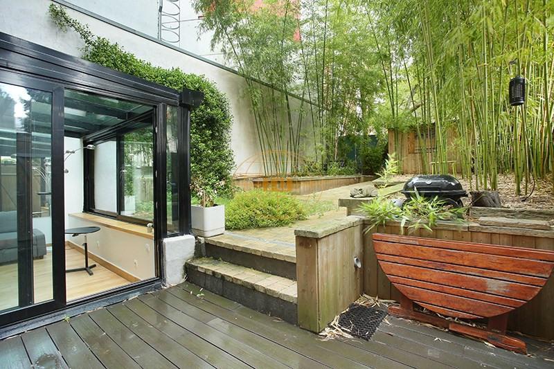Deluxe sale apartment Paris 19ème 770000€ - Picture 3