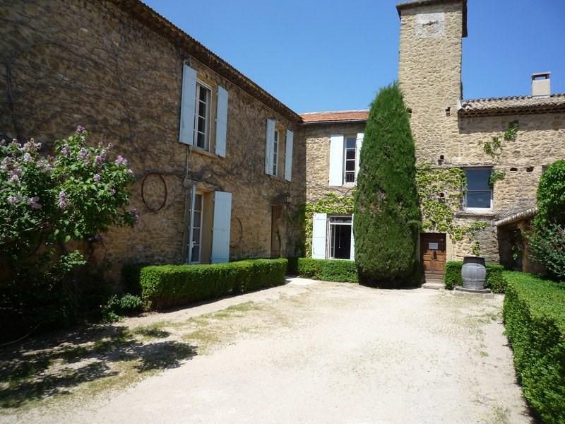 Vente de prestige maison / villa Orange 787500€ - Photo 1