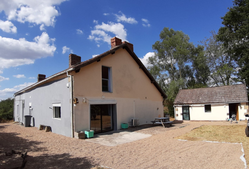 Sale house / villa Buxieres les mines 132500€ - Picture 1