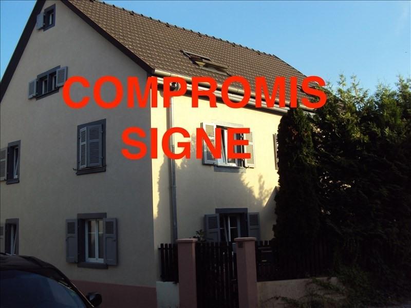 Sale house / villa Riedisheim 375000€ - Picture 1