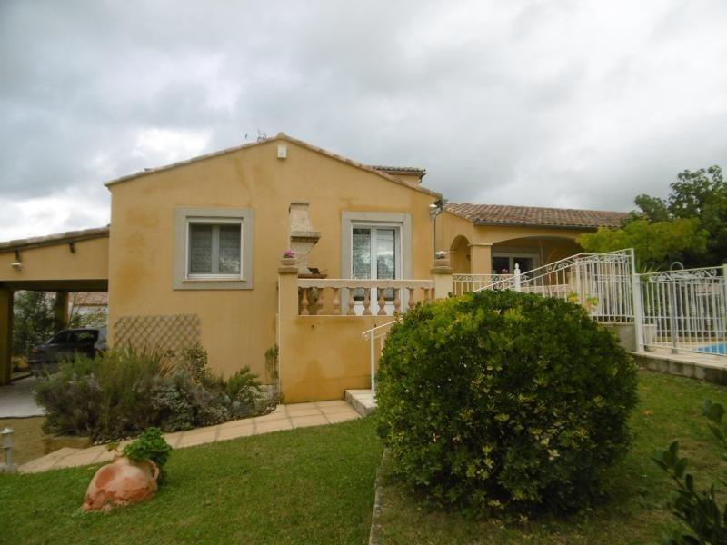 Vente maison / villa Aubais 399500€ - Photo 1