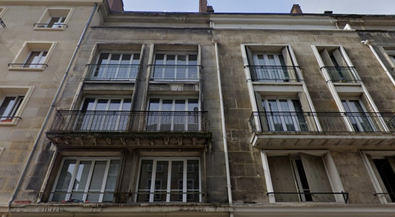 Investment property apartment Rouen 160 800€ - Picture 1