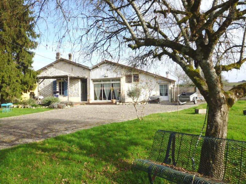 Venta  casa Boutiers saint trojan 259700€ - Fotografía 1