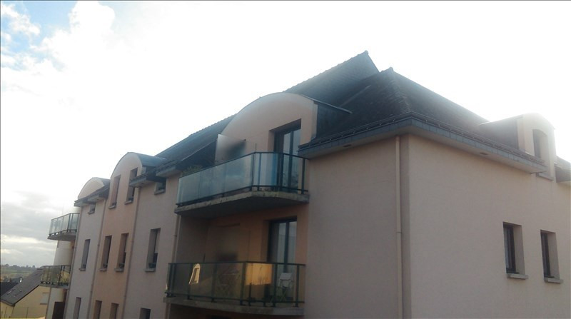 Location appartement Retiers 390€ CC - Photo 1
