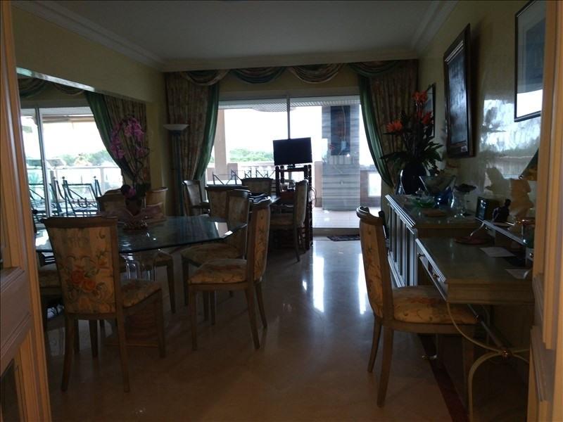 Vente de prestige appartement Le golfe juan 798000€ - Photo 9