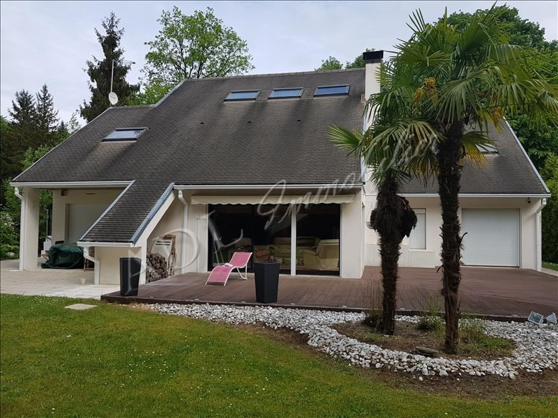 Vente de prestige maison / villa Lamorlaye 755000€ - Photo 1