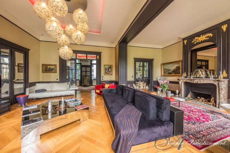 Deluxe sale apartment Lyon 6ème 2450000€ - Picture 2