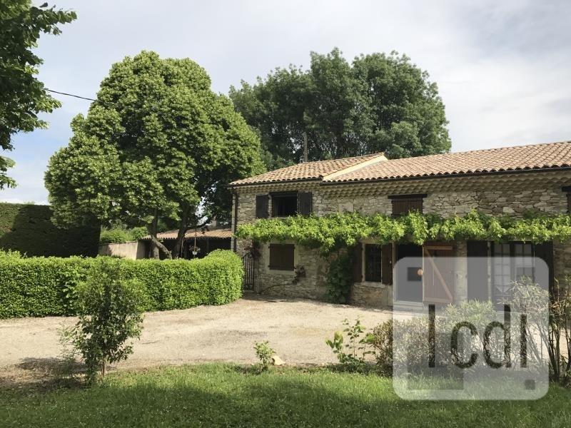 Vente maison / villa Pont-de-barret 490000€ - Photo 2