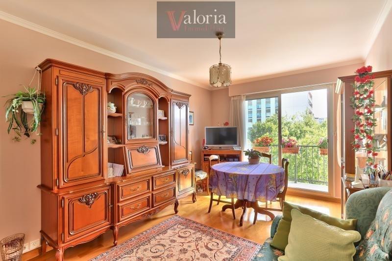 Sale apartment Paris 19ème 420000€ - Picture 1