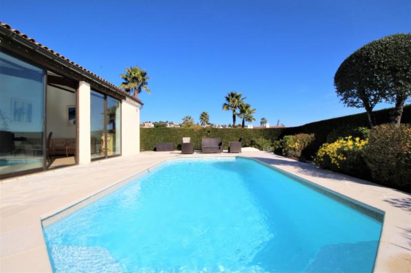 Vente de prestige maison / villa Villeneuve loubet 930000€ - Photo 1