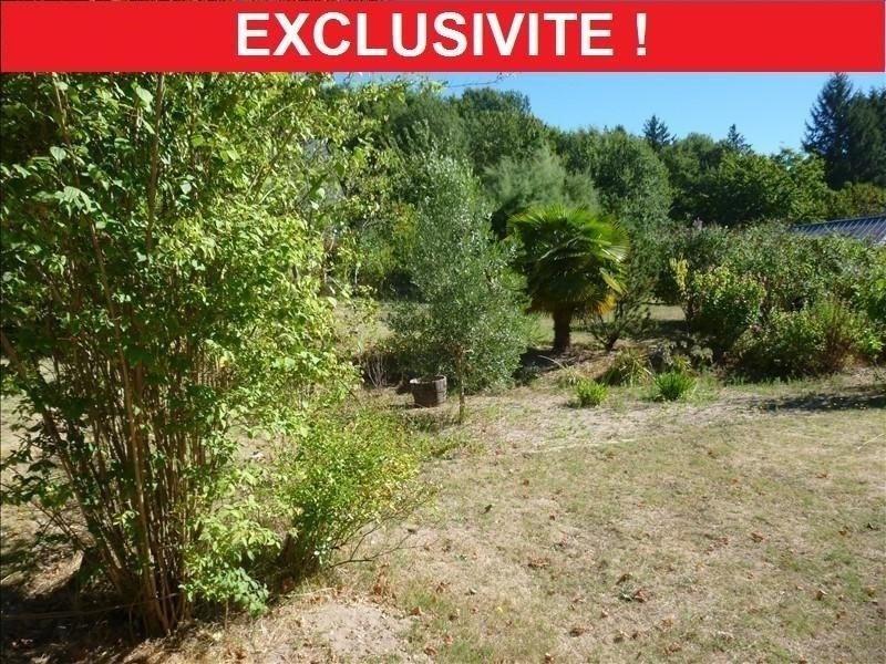 Vente terrain Azay le rideau 69500€ - Photo 1