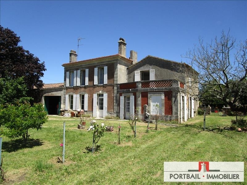 Sale house / villa Blaye 144 000€ - Picture 1
