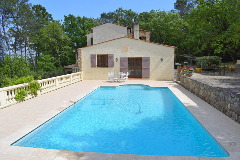 Revenda residencial de prestígio casa Fayence 695000€ - Fotografia 1