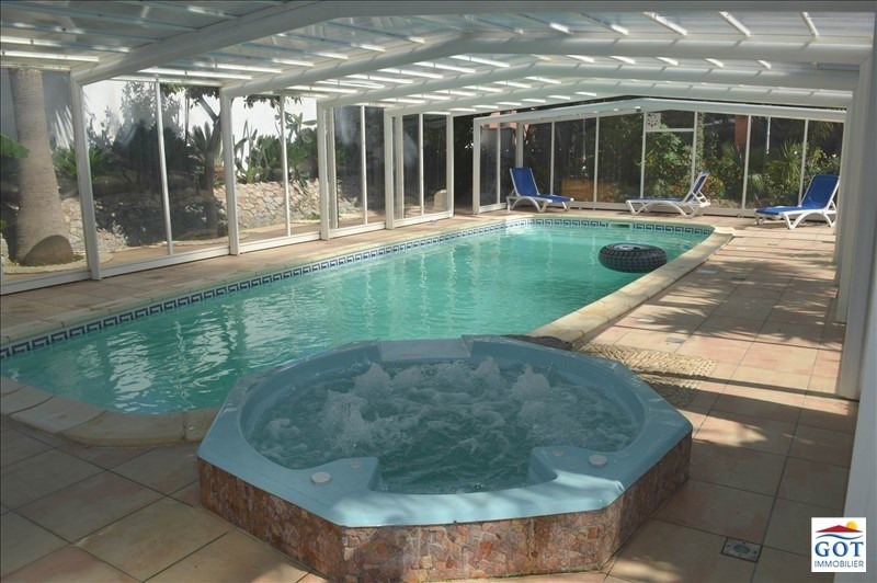 Deluxe sale house / villa Claira 408000€ - Picture 9