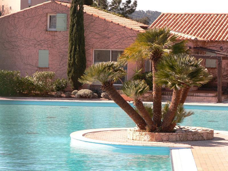 Location vacances appartement Les issambres 840€ - Photo 1