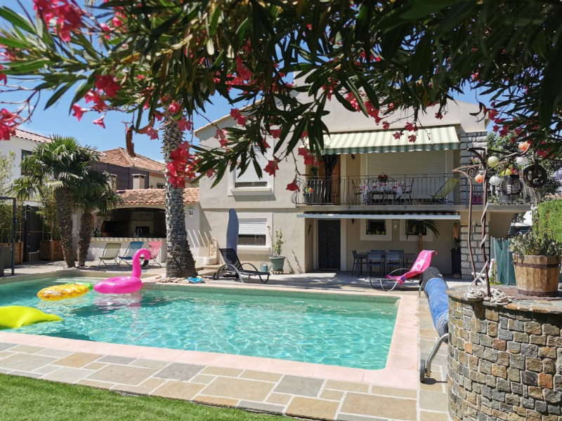 Sale house / villa Gignac la nerthe 430000€ - Picture 1
