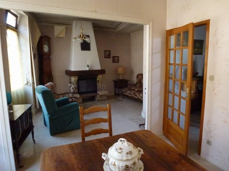 Sale house / villa St christophe et le laris 129000€ - Picture 8