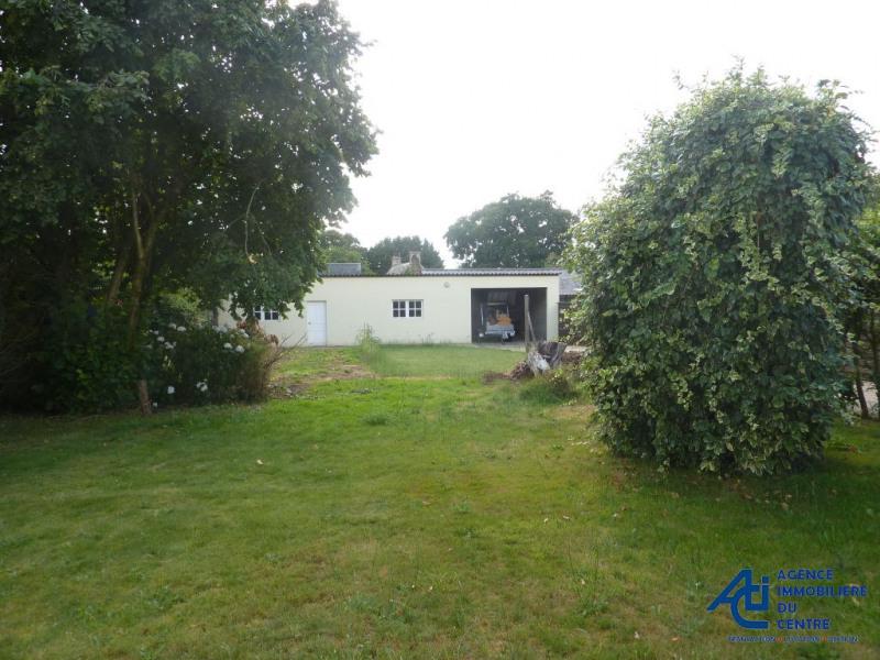Vente maison / villa Plumeliau 137000€ - Photo 12